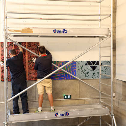 Image 79 - Z-Expo-MBA-Besancon-Photos-Installing-the-Panels-2019, JP Sergent