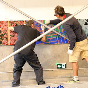 Image 95 - Z-Expo-MBA-Besancon-Photos-Installing-the-Panels-2019, JP Sergent