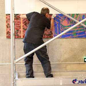 Image 94 - Z-Expo-MBA-Besancon-Photos-Installing-the-Panels-2019, JP Sergent