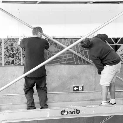 Image 73 - Z-Expo-MBA-Besancon-Photos-Installing-the-Panels-2019, JP Sergent