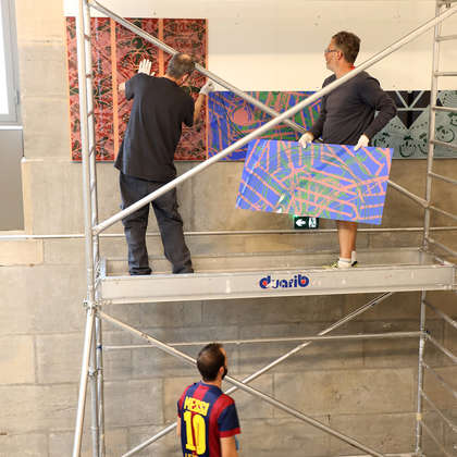 Image 83 - Z-Expo-MBA-Besancon-Photos-Installing-the-Panels-2019, JP Sergent