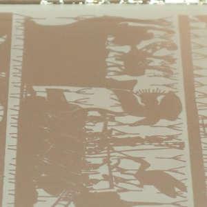 Image 338 - At Work on paper Shakti-Yoni-2018, JP Sergent