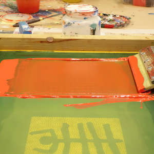 Image 346 - At Work on paper Shakti-Yoni-2018, JP Sergent