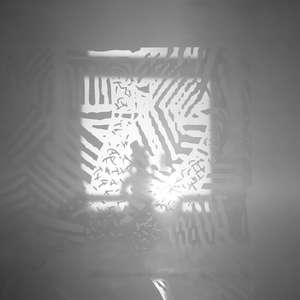 Image 271 - At Work on paper Shakti-Yoni-2018, JP Sergent