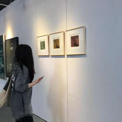 Image 6 - Z- Photos of Shenzhen Art Fair - 2016, JP Sergent