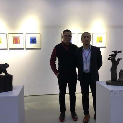 Image 5 - Z- Photos of Shenzhen Art Fair - 2016, JP Sergent