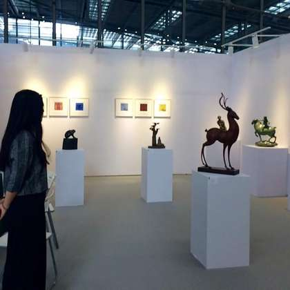 Image 9 - Z- Photos of Shenzhen Art Fair - 2016, JP Sergent