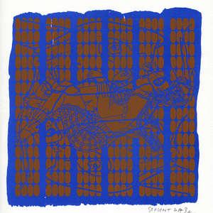 Image 642 - Small Paper - Shakti-Yoni - 2016-2017, JP Sergent