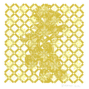 Image 731 - Small Paper - Shakti-Yoni - 2016-2017, JP Sergent