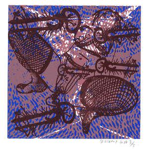 Image 657 - Small Paper - Shakti-Yoni - 2016-2017, JP Sergent