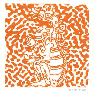 Image 802 - Small Paper - Shakti-Yoni - 2016-2017, JP Sergent