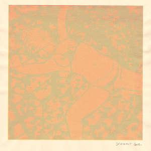 Image 793 - Small Paper - Shakti-Yoni - 2016-2017, JP Sergent