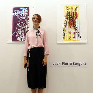 Image 17 - Women In Painting Photos, JP Sergent