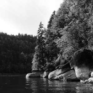 Image 150 - WATER, ROCKS, TREES & SKIES 2016, JP Sergent