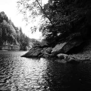 Image 154 - WATER, ROCKS, TREES & SKIES 2016, JP Sergent