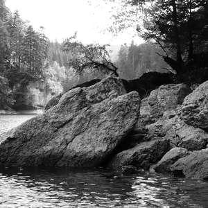 Image 155 - WATER, ROCKS, TREES & SKIES 2016, JP Sergent