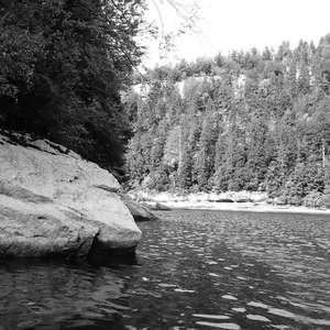 Image 163 - WATER, ROCKS, TREES & SKIES 2016, JP Sergent