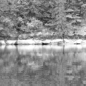 Image 217 - WATER, ROCKS, TREES & SKIES 2016, JP Sergent