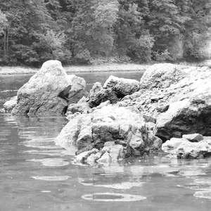 Image 228 - WATER, ROCKS, TREES & SKIES 2016, JP Sergent
