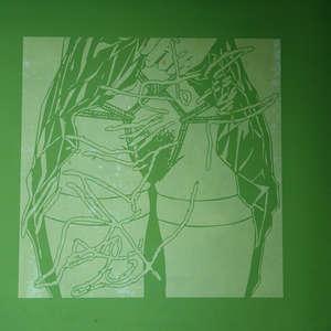 Image 113 - At Work on paper Shakti-Yoni-2018, JP Sergent