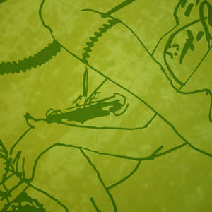 Image 151 - At Work on paper Shakti-Yoni-2018, JP Sergent