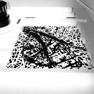 Image 76 - At Work on paper Shakti-Yoni-2018, JP Sergent