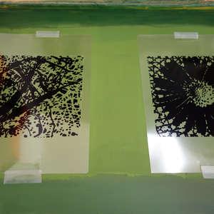 Image 180 - At Work on paper Shakti-Yoni-2018, JP Sergent