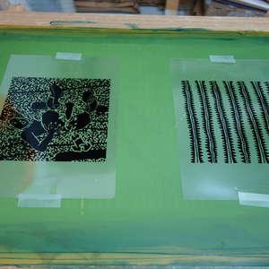 Image 172 - At Work on paper Shakti-Yoni-2018, JP Sergent