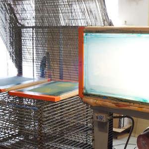 Image 200 - At Work on paper Shakti-Yoni-2018, JP Sergent