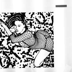 Image 40 - At Work on paper Shakti-Yoni-2018, JP Sergent