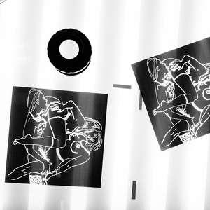 Image 25 - At Work on paper Shakti-Yoni-2018, JP Sergent
