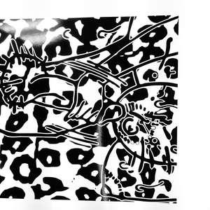 Image 70 - At Work on paper Shakti-Yoni-2018, JP Sergent