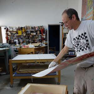 Image 51 - At Work-Installation, JP Sergent