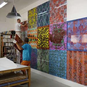 Image 47 - At Work-Installation, JP Sergent