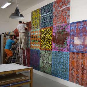Image 48 - At Work-Installation, JP Sergent