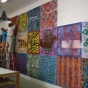 Image 49 - At Work-Installation, JP Sergent