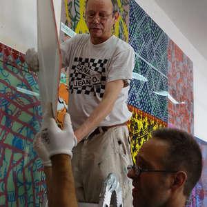 Image 43 - At Work-Installation, JP Sergent