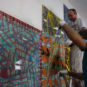 Image 40 - At Work-Installation, JP Sergent
