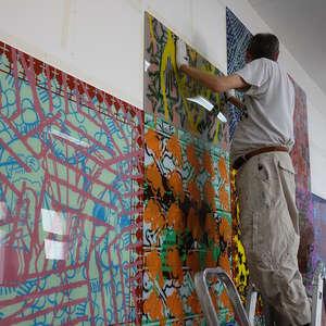 Image 39 - At Work-Installation, JP Sergent