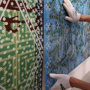 Image 26 - At Work-Installation, JP Sergent