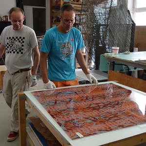 Image 27 - At Work-Installation, JP Sergent