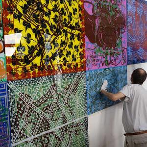 Image 24 - At Work-Installation, JP Sergent