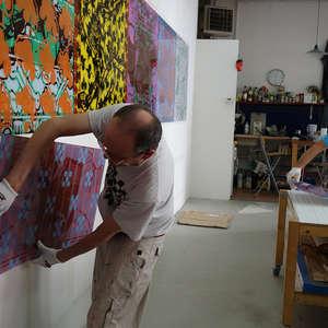 Image 22 - At Work-Installation, JP Sergent
