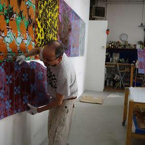 Image 21 - At Work-Installation, JP Sergent
