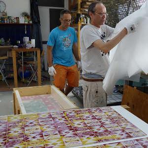 Image 18 - At Work-Installation, JP Sergent