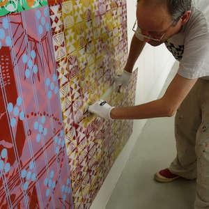 Image 12 - At Work-Installation, JP Sergent