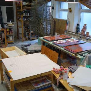 Image 4 - At Work-Installation, JP Sergent