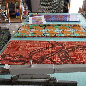 Image 3 - At Work-Installation, JP Sergent