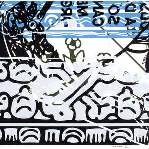 Image 84 - Half Paper 2011, JP Sergent