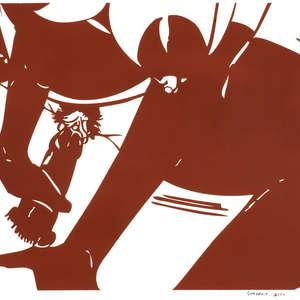 Image 107 - Half Paper 2011, JP Sergent